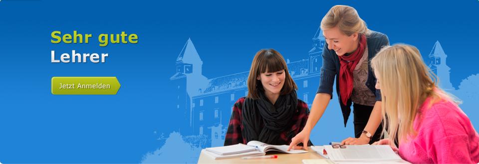 Anmeldung zum Deutschkurs in Bratislava